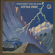 Click here for more info about 'Little Feat - Feats Don't Fail Me Now - Cream Label'