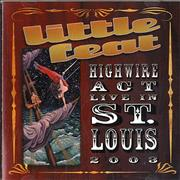Click here for more info about 'Little Feat - High Wire Act - Live In St Louis 2003'