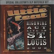 Click here for more info about 'Little Feat - Highwire Act Live In St. Louis 2003 - Sealed'