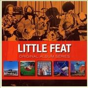 Click here for more info about 'Little Feat - Original Album Series'