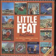 Click here for more info about 'Little Feat - Rad Gumbo: The Complete Warner Bros. Years 1971-1990'
