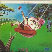 Little Feat Sailin' Shoes - cream label Germany vinyl LP