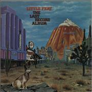Click here for more info about 'Little Feat - The Last Record Album - Cream label'