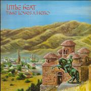 Click here for more info about 'Little Feat - Time Loves A Hero - Cream Label'