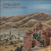Click here for more info about 'Little Feat - Time Loves A Hero - 1st'