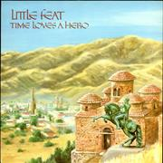 Click here for more info about 'Little Feat - Time Loves A Hero'