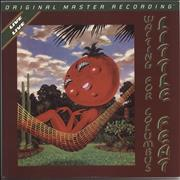 Little Feat Waiting For Columbus - Half-Speed Mastered UK 2-LP vinyl set