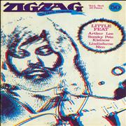 Click here for more info about 'Little Feat - Zig Zag #50'