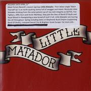 Click here for more info about 'Little Matador - Stitch Yourself Up'
