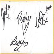 Click here for more info about 'Little Mix - Collection of Autographs'