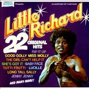 Click here for more info about 'Little Richard - 22 Original Hits'