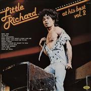 Click here for more info about 'Little Richard - At His Best Vol. 2'