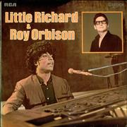 Click here for more info about 'Little Richard - Little Richard & Roy Orbison'