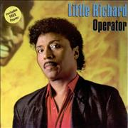 Click here for more info about 'Little Richard - Operator + Poster'