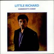Click here for more info about 'Little Richard - Somebody's Comin''