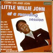 Click here for more info about 'Little Willie John - Come On And Join Little Willie John At A Recording Session'