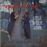 Click here for more info about 'Little Willie John - Talk To Me'