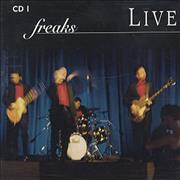 Click here for more info about 'Live - Freaks'