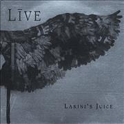 Click here for more info about 'Live - Lakini's Juice'