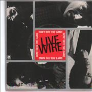 Click here for more info about 'Live Wire - Don't Bite The Hand - A-Label + P/S'