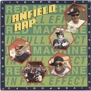 "Liverpool FC Anfield Rap UK 7"" vinyl"