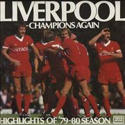 Click here for more info about 'Liverpool FC - Champions Again - Highlights Of The 1979/80 Season'