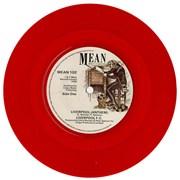 "Liverpool FC Liverpool [Anthem] - Red Vinyl UK 7"" vinyl"