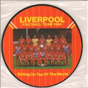 Click here for more info about 'Liverpool FC - Sitting On Top Of The World'