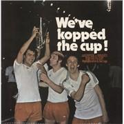 Liverpool FC The 1976 U.E.F.A. Cup Final UK vinyl LP