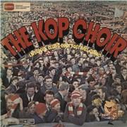 Liverpool FC The Kop Choir UK vinyl LP