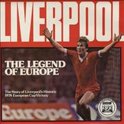 Click here for more info about 'Liverpool FC - The Legend Of Europe'