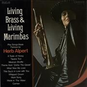 Click here for more info about 'Living Brass - Play Songs Made Famous By Herb Alpert'