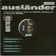 Click here for more info about 'Ausländer - Green vinyl'