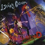 Click here for more info about 'Living Colour - Love Rears It's Ugly Head'