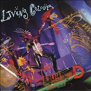 Click here for more info about 'Living Colour - Love Rears Its Ugly Head'