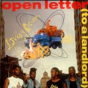 Click here for more info about 'Living Colour - Open Letter (To A Landlord)'
