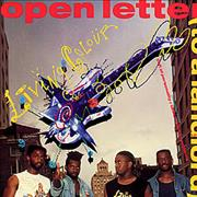 Click here for more info about 'Living Colour - Open Letter'