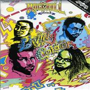 Click here for more info about 'Living Colour - Rock 'N' Roll Comic'