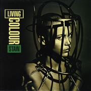 Click here for more info about 'Living Colour - Stain'