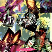 Click here for more info about 'Living Colour - Time's Up - Banded Version'