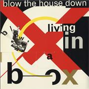 Click here for more info about 'Living In A Box - Blow The House Down - Foldout Sleeve'