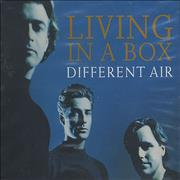 Click here for more info about 'Living In A Box - Different Air'
