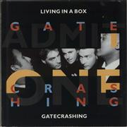 Click here for more info about 'Living In A Box - Gatecrashing'