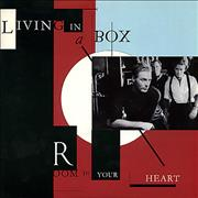 Click here for more info about 'Living In A Box - Room In Your Heart - poster sleeve'
