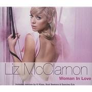 Liz McClarnon Woman In Love Australia CD single
