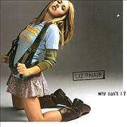 Liz Phair Why Can't I? UK CD single Promo