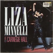 Click here for more info about 'Liza Minnelli At Carnegie Hall - Sealed'