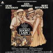 Click here for more info about 'Liza Minnelli - Lucky Lady - stickered shrink'