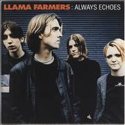 Click here for more info about 'Llama Farmers - Always Echoes'