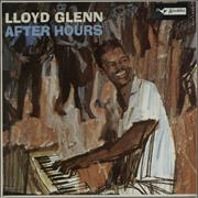 Click here for more info about 'Lloyd Glenn - After Hours'